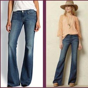 Paige wide leg Robertson jeans.